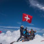 восхождение на эльбрус с севера и спуск с вершины на лыжах и сноуборде