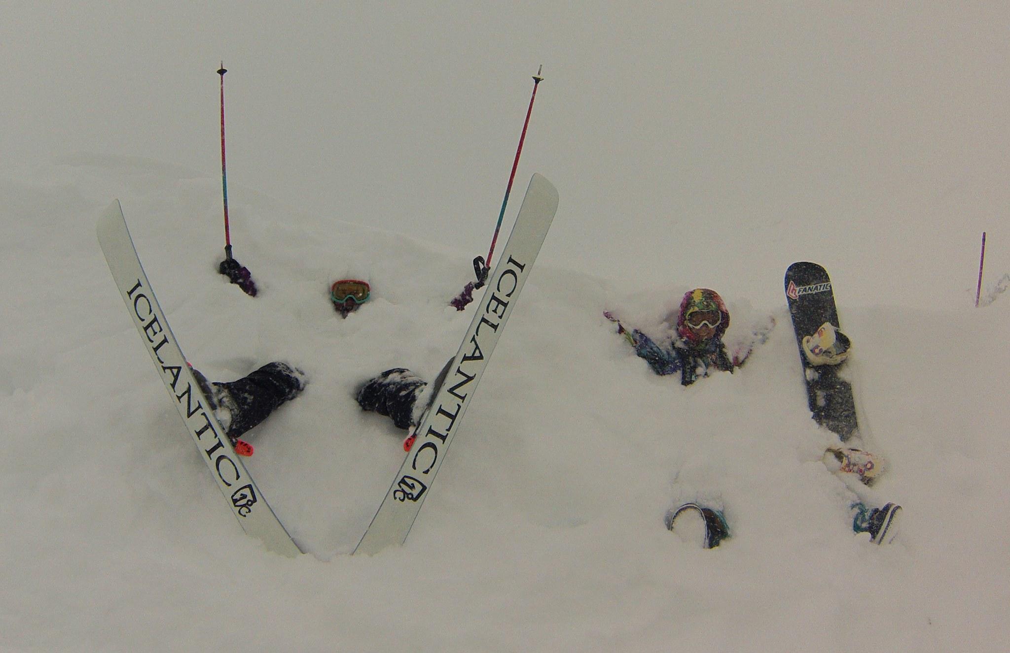 лыжи Icelandic