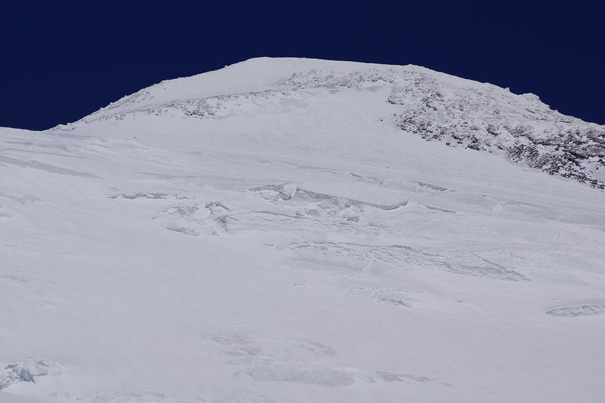 Эльбрус восточная вершина