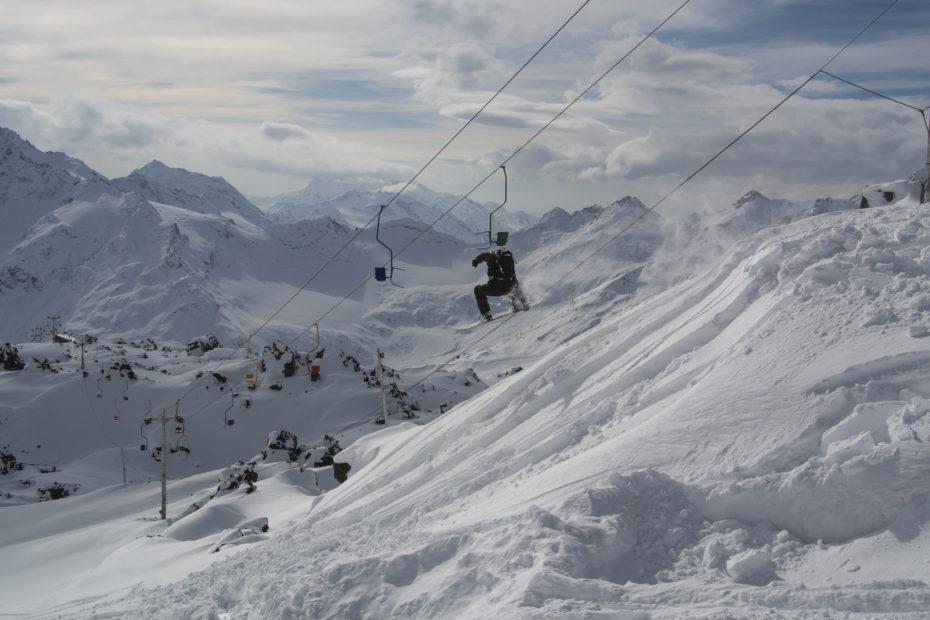 открытие зимнего сезона на Эльбрусе