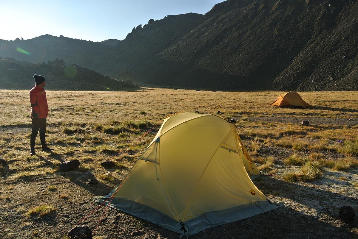 палатка баск