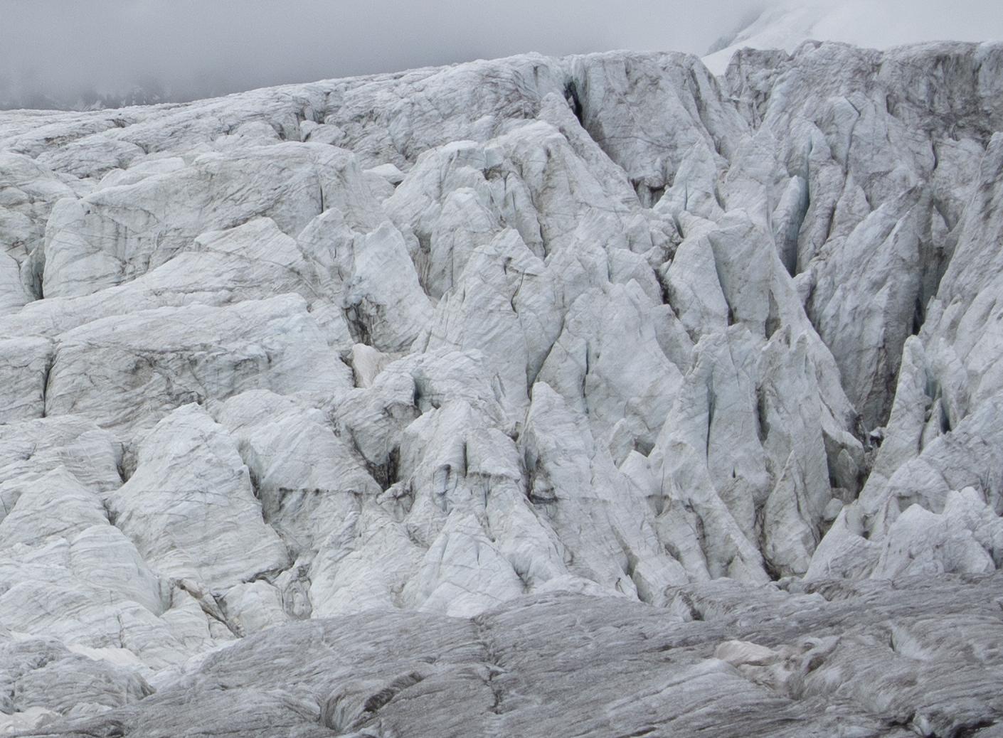 ледники Приэльбрусья