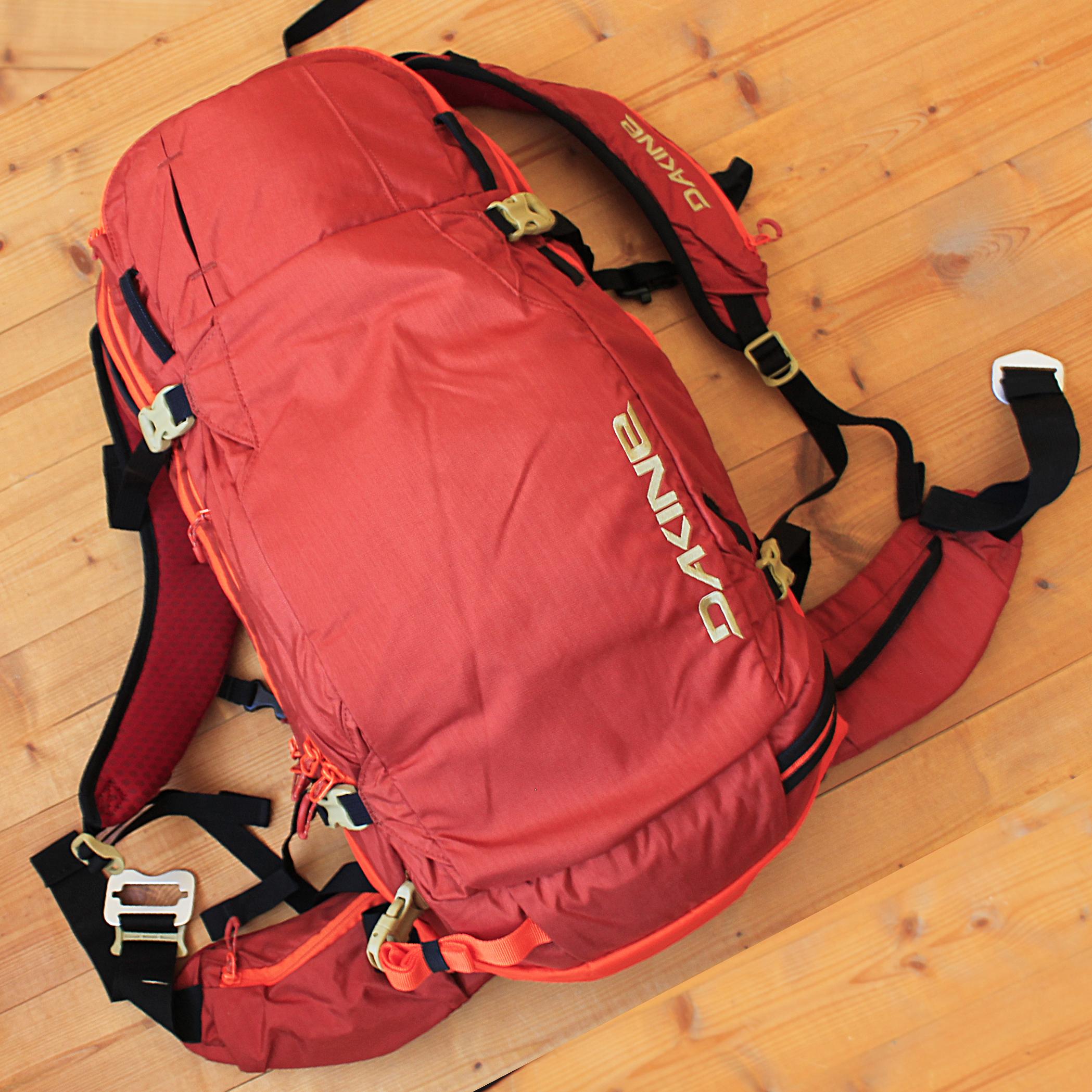 рюкзак для восхождения на Эльбрус