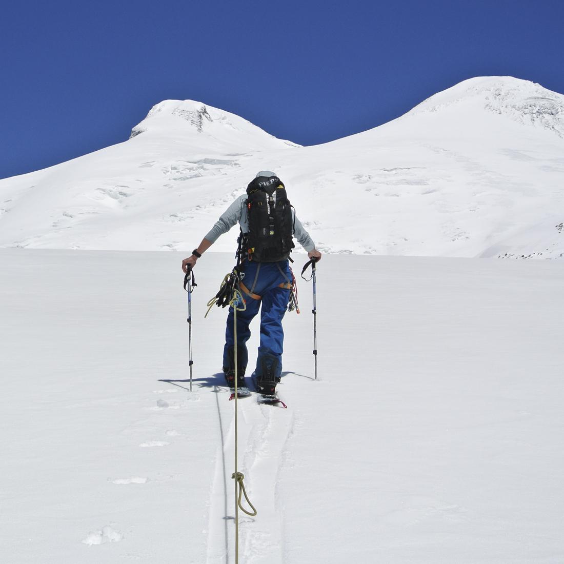 скитур с восхождением на Эльбрус