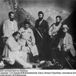 Исмаил Урусбиев, покровитель исследователей Приэльбрусья. 19 век.