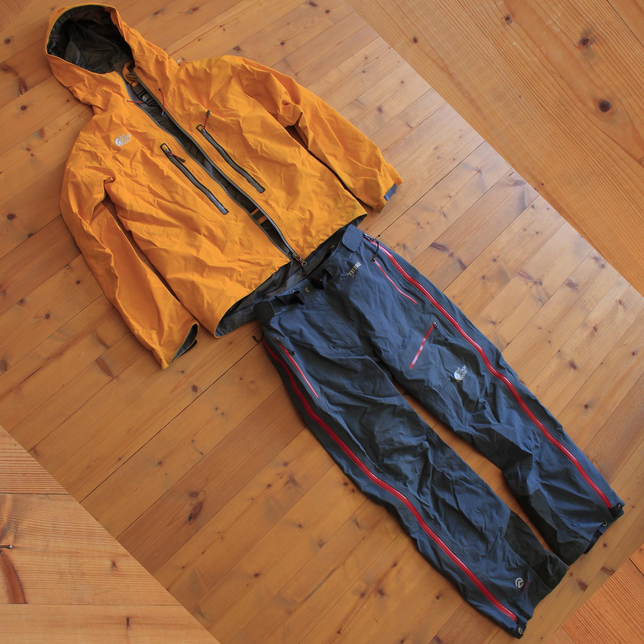 крутка и штаны для восхождения на Эльбрус