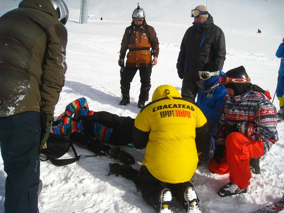 эльбрус спасатели