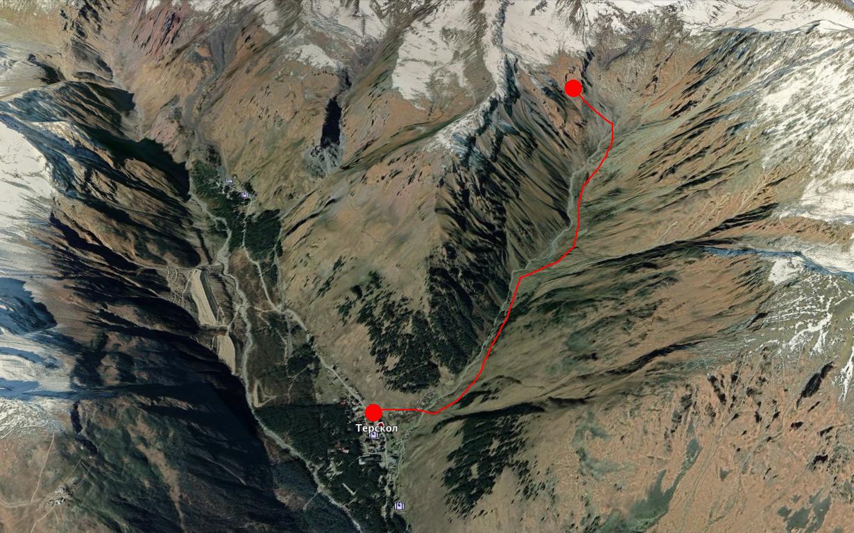 однодневные маршруты на Эльбрусе