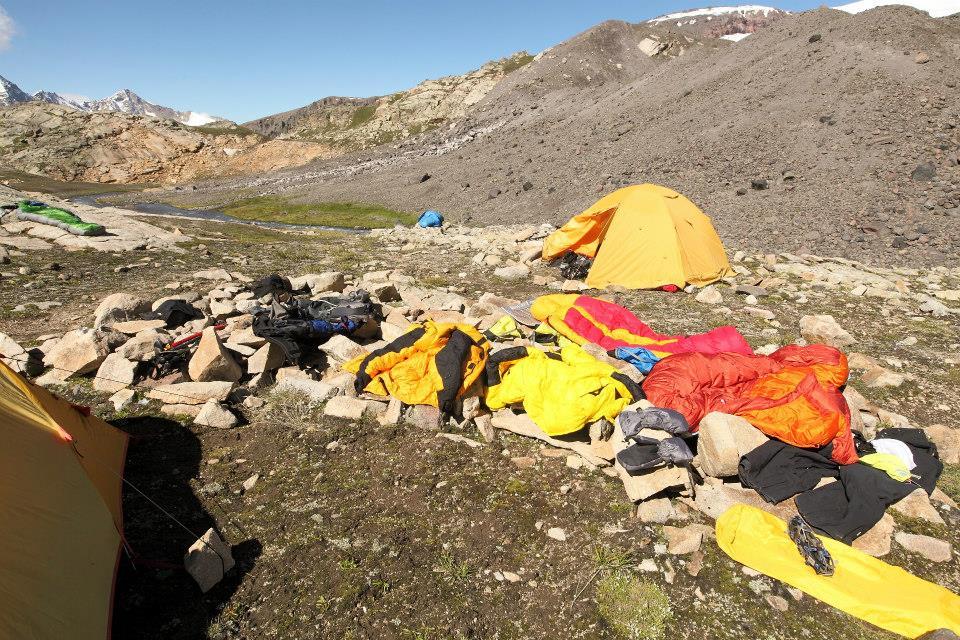 Список снаряжения для восхождения на Эльбрус