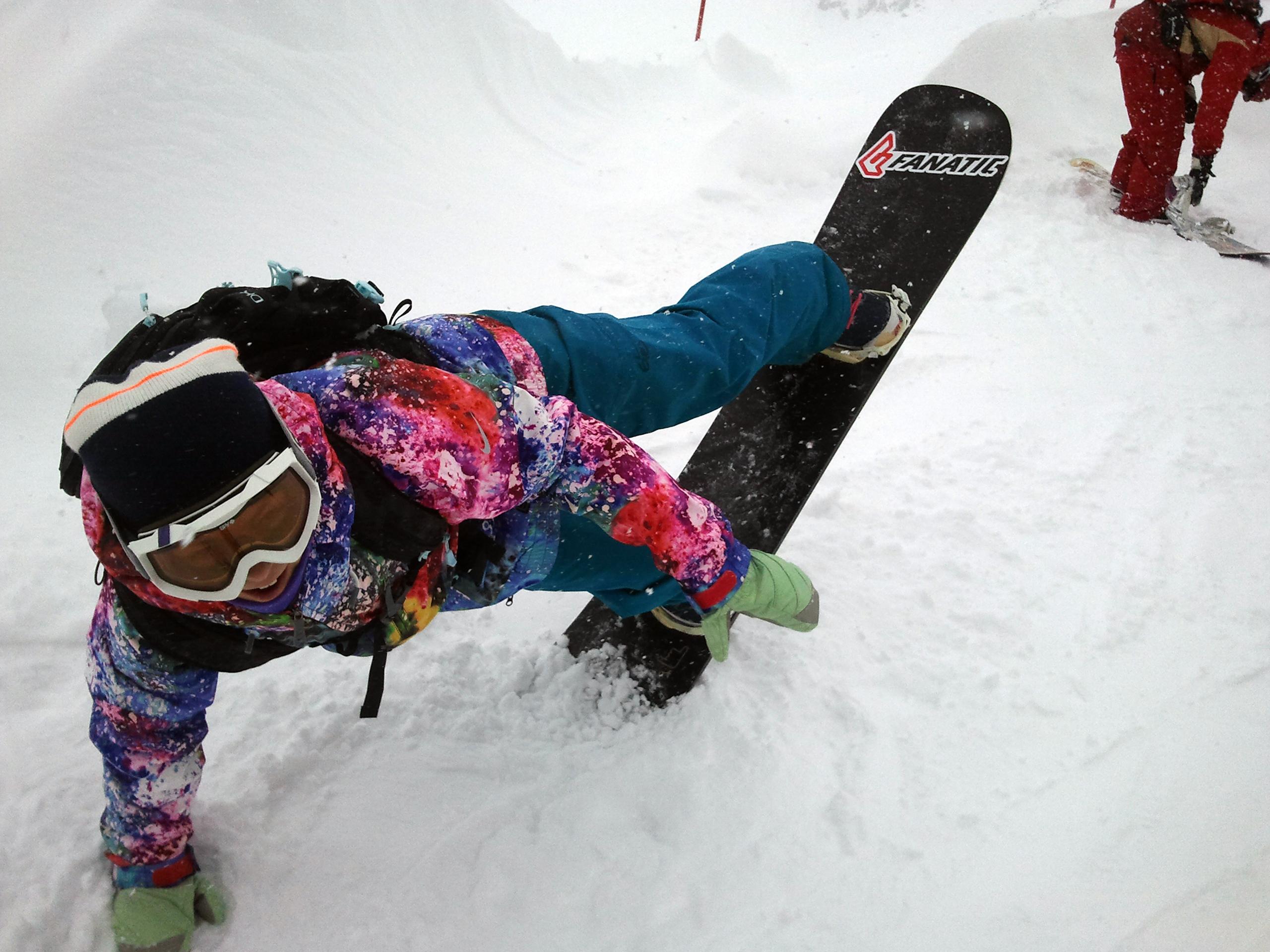Fanatic snowboards