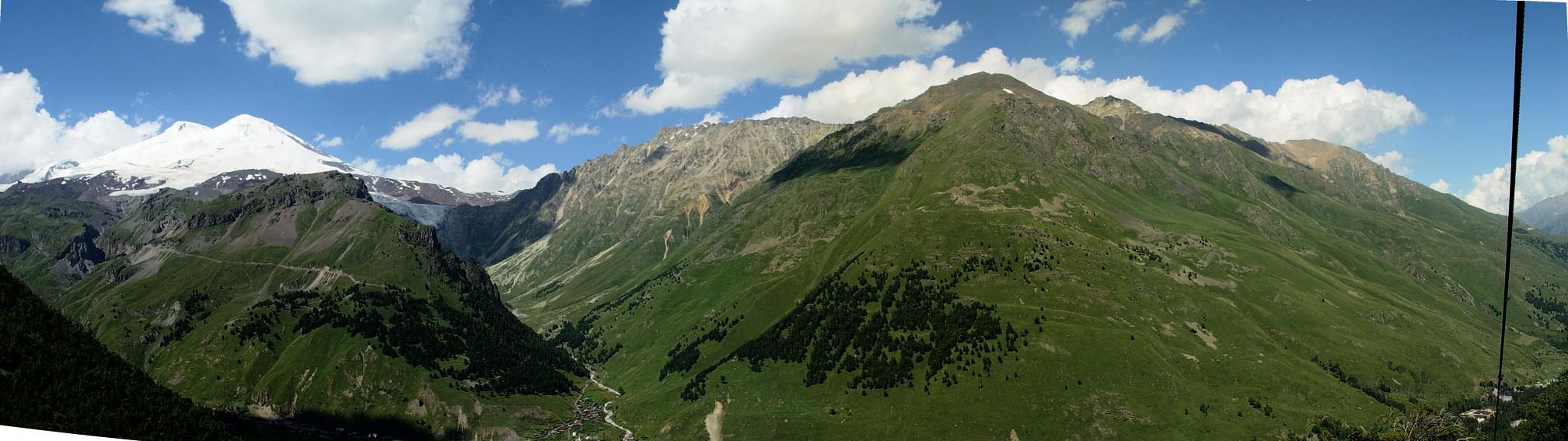 Ascension de l'Elbrus