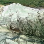 ski de randonnée a l'Elbrus