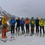 ski de randonnée au Caucase