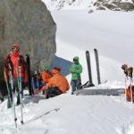 le ski de randonne au caucase