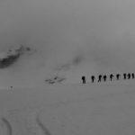 ski de randonnée a l'relbrouz