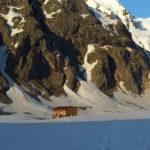 ski de randonnée a Adilsu