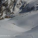 le ski de randonnée au caucase