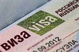 le visa en russie