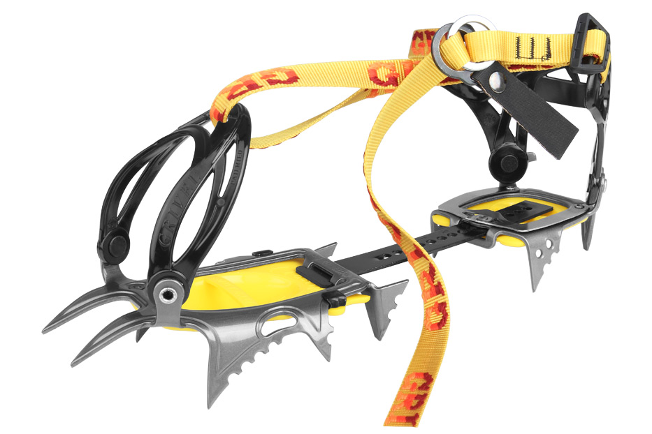 équipement pour l'ascension de l'Elbrus par le North.