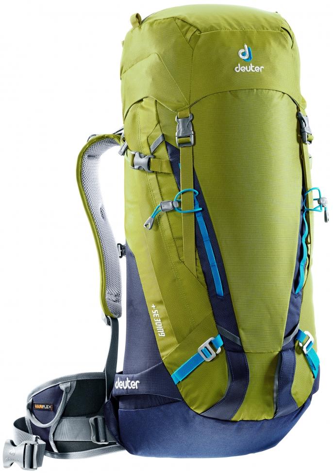 équipement pour l'ascension de l'Elbrus.